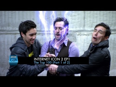 Internet Icon S2 Ep1 - The Top 100 (Part 1 of 2)