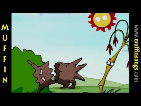 Muffin Stories – The Oak and the Reed Çocuklar için İngilizce Masalları, Hikayeler ve Fabllar