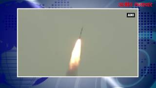 इसरो की बड़ी छलांग, श्रीहरिकोटा से पीएसएलवी सी-35 की लॉन्चिंग, 8 सैटेलाइट लेकर रवाना