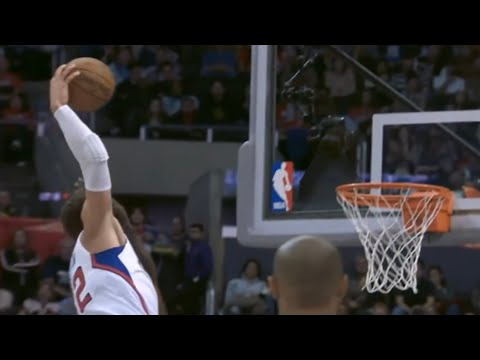 Blake Griffin Top 10 Dunks 2011-2012 Season HD