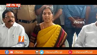 Congress Plan To Introduce Padma Sevender Reddy Against In Medak Assembly | Loguttu | iNews - INEWS