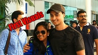 Meet Arpita Khan with her husband Aayush - IANSINDIA