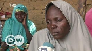 Nigerian village desperate for news of missing girls | DW English - DEUTSCHEWELLEENGLISH
