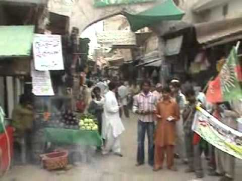 16 05 2012 Protest Against Target Killing Ahl e Tashi at Darbar Qaser Zainab Bhakkar