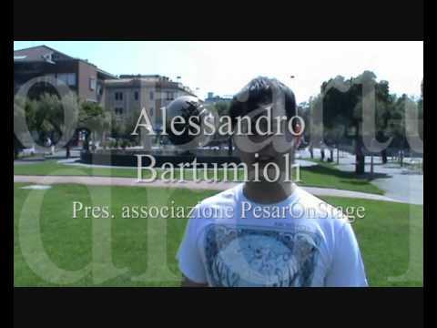 Inno alla notte, Pesaro in musica (re-edit)