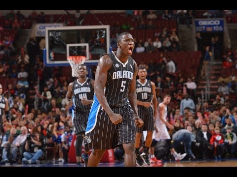 Victor Oladipo's Top 10 Plays of Rookie Season