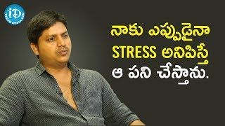 Cooking is My Stress Buster - Director Kiran Kumar | Soap Stars With Anitha | iDream Telugu Movies - IDREAMMOVIES