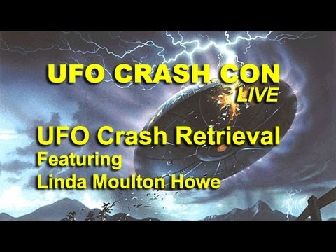 UFO Crash Con: - New UFO Crash Retrieval - Linda Moulton Howe LIVE