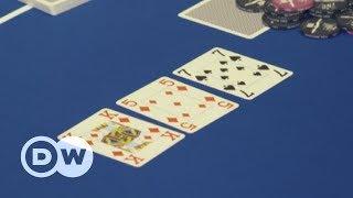 Using poker to teach decision-making   DW English - DEUTSCHEWELLEENGLISH