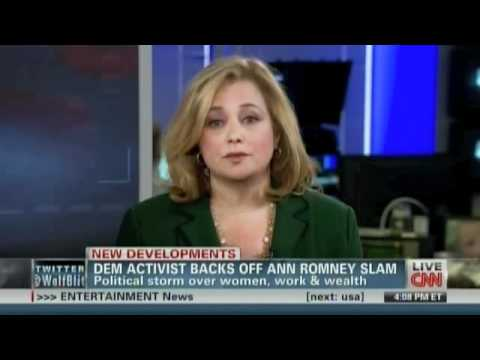Hilary Rosen issues apolotack to Ann Romney