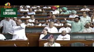Lok Sabha Speaker Sumitra Mahajan Fires On Mallikarjun Kharge | Mango News - MANGONEWS
