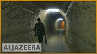🇸🇾 Syria: Qalamoun fighters arrive in Aleppo after evacuation deal | Al Jazeera English - ALJAZEERAENGLISH
