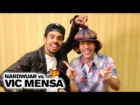 Nardwuar Vs. Vic Mensa