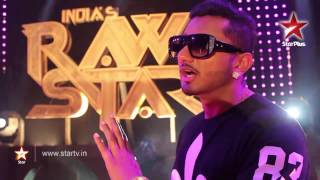 Yo Yo Honey Singh describes a Rawstar - STARPLUS