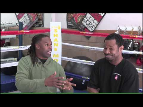 The Byrd's Eye View - Shane Mosley - Episode 28 - (Part 2)