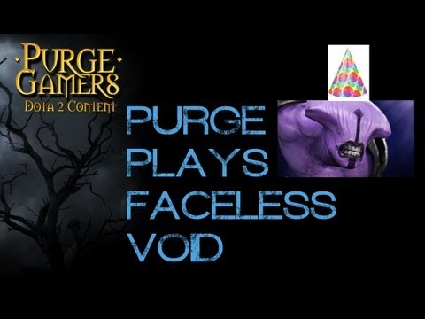 Dota 2 Purge plays Birthday Void