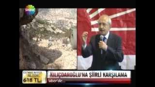 Kemal Kılıçdaroğlu Bitlis'te Konuştu