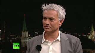 Hot Battle: Jose Mourinho speaks on key moments of tough Spain-Portugal match - RUSSIATODAY