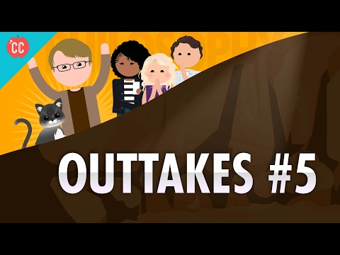 Outtakes #5: Crash Course Philosophy