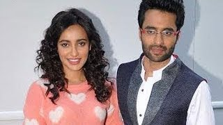 Jackky Bhagnani and Neha Sharma promote Youngistaan on a TV show