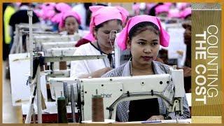 🇬🇧 Will Brexit push Cambodia into economic crisis? | Counting the Cost - ALJAZEERAENGLISH