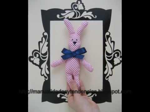 Cómo hacer un muñeco de trapo / How to make a rag doll