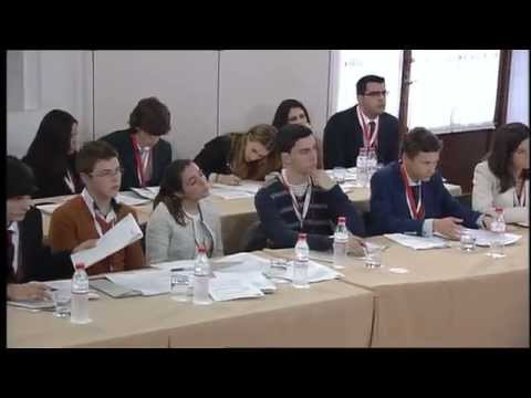 Parlamento Cientfico de Jvenes 2013