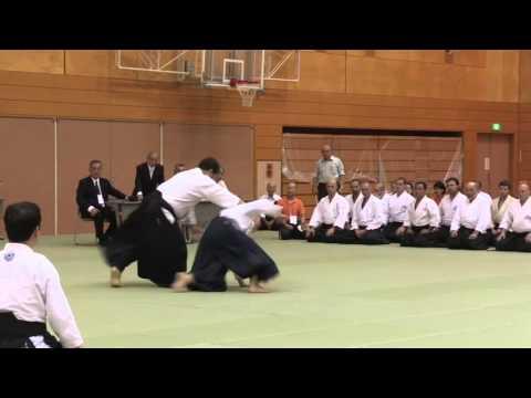 Korea - 11th International Aikido Federation Congress in Tokyo - Demonstrations