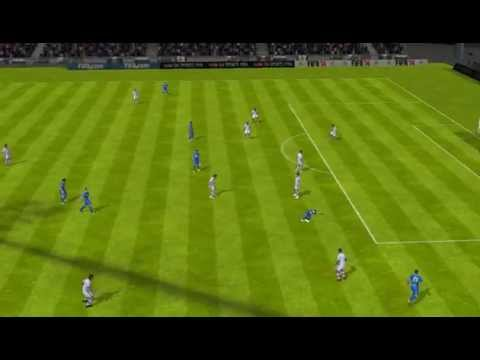 FIFA 14 Windows 8 - VS Guadalajara