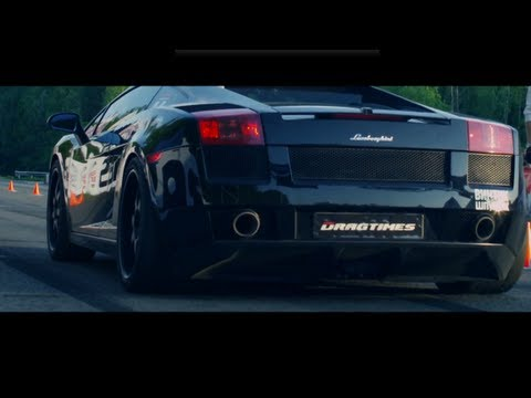 Lamborghini Gallardo UR Twin Turbo Top Speed 405 kmh (251 mph)