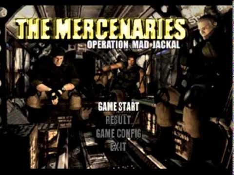 Resident Evil 3 OST Hellish Agony - The Mercenaries theme