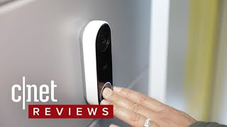 Nest Hello doorbell camera review - CNETTV