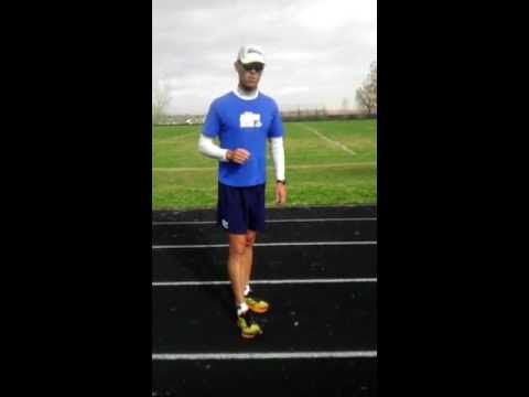 Run technique 2