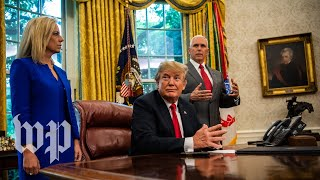 Trump hosts 'Pledge to America's Workers' event - WASHINGTONPOST