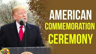 Trump Attends the American Commemoration Ceremony at Suresnes Cemetary |Trump Latest News |MangoNews - MANGONEWS