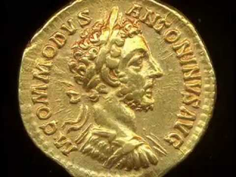 Commodus - Chapter 4 Part 1 of Gibbon's Decline and Fall of the Roman Empire