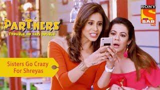 Your Favorite Character |Aisha & Dolly Go Crazy For Shreyas Talpade| Partners Double Ho Gayi Trouble - SABTV