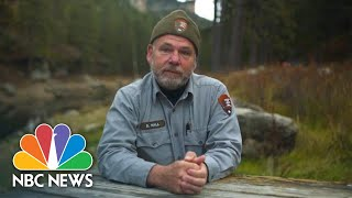 Second Act Of Service: Veterans Find Work And Purpose In The National Park Service | NBC News - NBCNEWS