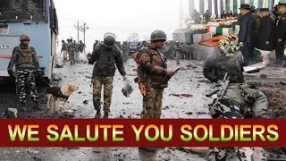 Pulwama Blast | Intelligence Warns Police Over Possible Of IED Attacks in Jammu & Kashmir | iNews - INEWS