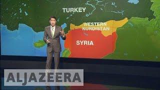 Turkey offensive in northern Syria takes aim at ISIL and Kurds - ALJAZEERAENGLISH