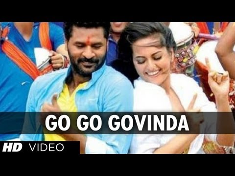 Go Go Govinda Full Video Song OMG ( Oh My God) | Sonakshi Sinha, Prabhu Deva