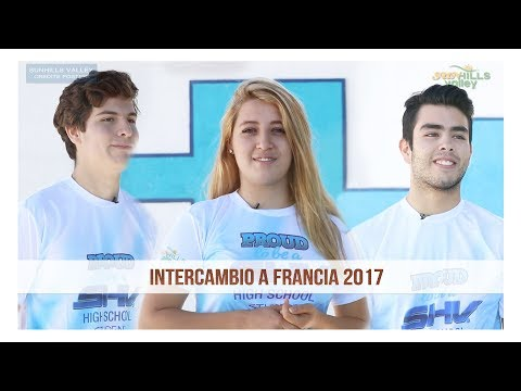 Entrevista intercambio a Francia 2017