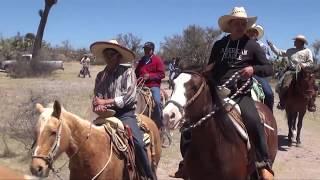 Fiestas patronales en Juan Blanco (Jerez, Zacatecas)