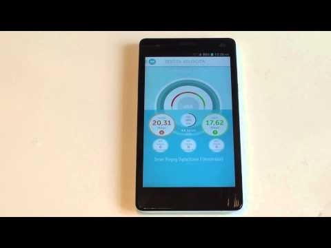 Mlais M52 Red Note 4G LTE test by GizChina.it