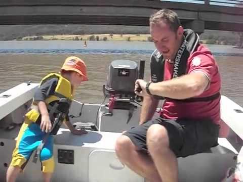 BMD Tropic 14 Buoyancy test
