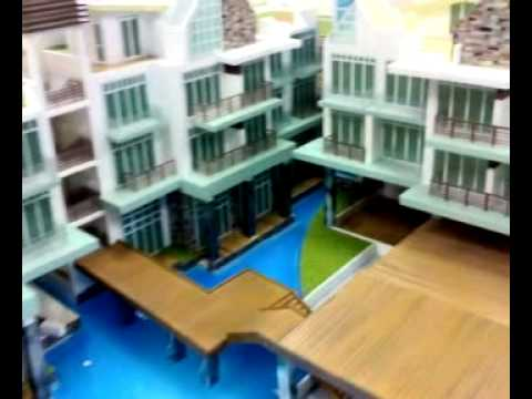 Philippines Architectural model maker Group (Boracay)