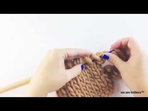 Aprende a rematar una prenda con costura - Cómo tejer