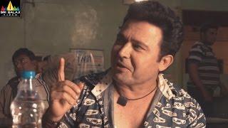 Ram Robert Raheem Movie Scenes | Raheem and Basha Comedy at Dhaba | Mast Ali | Sri Balaji Video - SRIBALAJIMOVIES