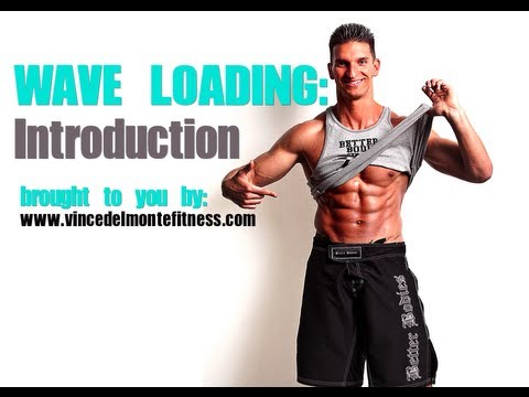 The Wave Loading Workout (Intro) Muscle Building Program