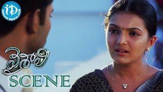 Vaishali Telugu Movie    Aadhi asks Saranya Mohan on Sindhu Menon case    Aadhi - IDREAMMOVIES